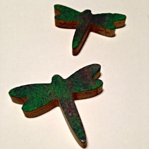 Imagine Crafts Purple Box Monterey Pine close up prior