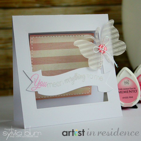 Spring greetings and gift packaging imagine blog for Imagine crafts craft mat