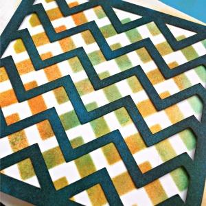 Kaleidacolor step overlay