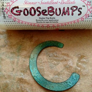 Uncommon Seal Letters with Goosebumps