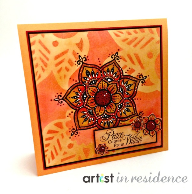 2014_June_Extra Project_Allie Gower_Mandala