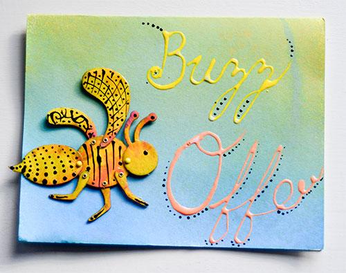 Totem Poppet Bee