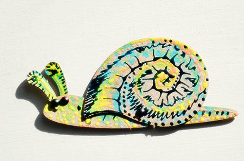 Totem Poppet Snail
