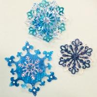 Vertigo Snowflakes