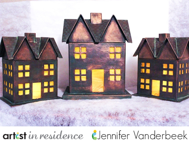 jvanderbeek_imaginecrafts_fauxmetal_papermache_houses_main