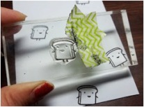 Creating texture in your craft project or greeting card with Amplify! Alison Heikkila shows us how to make eggs using Amplify! White and Radiant Neon Yellow!