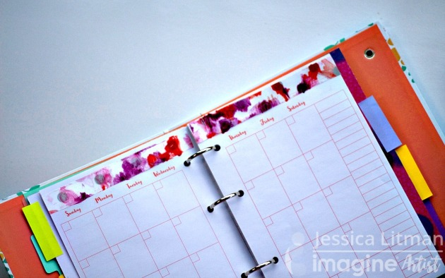 Martha Lucia Gomez shows you how to make your own washi tape for planners and journals. #planner #journal