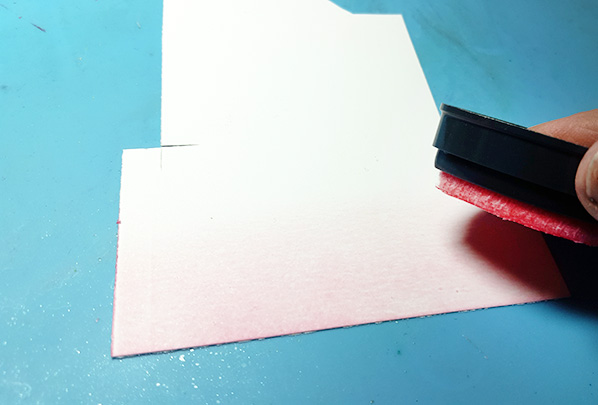 Pink Ink pad