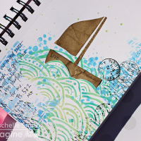 How to Create an Absolutely Bombastic Mixed Media Journal