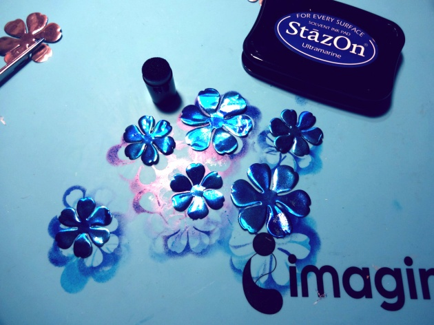 StazOn Ultramarine