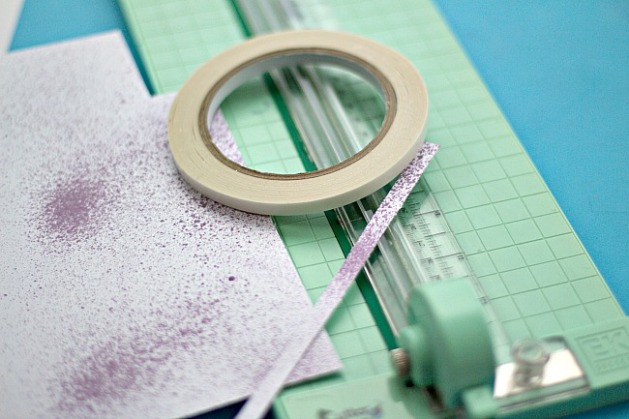 double sided tape to use with planner papercrafting