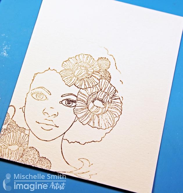 Prima – Bloom Girl Joy by Jamie Daugherty