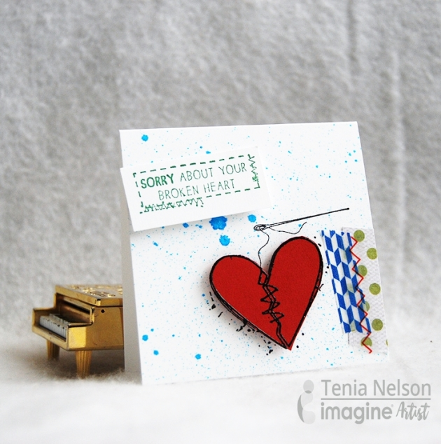 Got the Blues? Check Out 2 Uplifting Handmade Cards