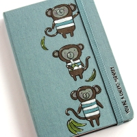 Learn How to Personalize a Moleskine Notebook