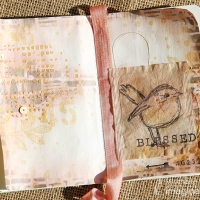 Watch a Video on How to Create a Stunning Mixed Media Layout