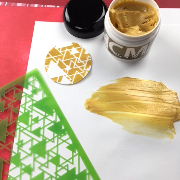 Jennifer Vanderbeek's Pick for the Holidays is Metallic Creative Medium