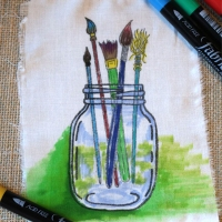Learn New Tips and Tricks with Fabrico Markers