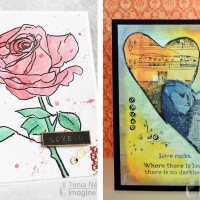Share Some Love With Cardmaking