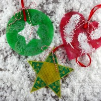 Learn to Make Handmade Ornaments with StazOn Ink
