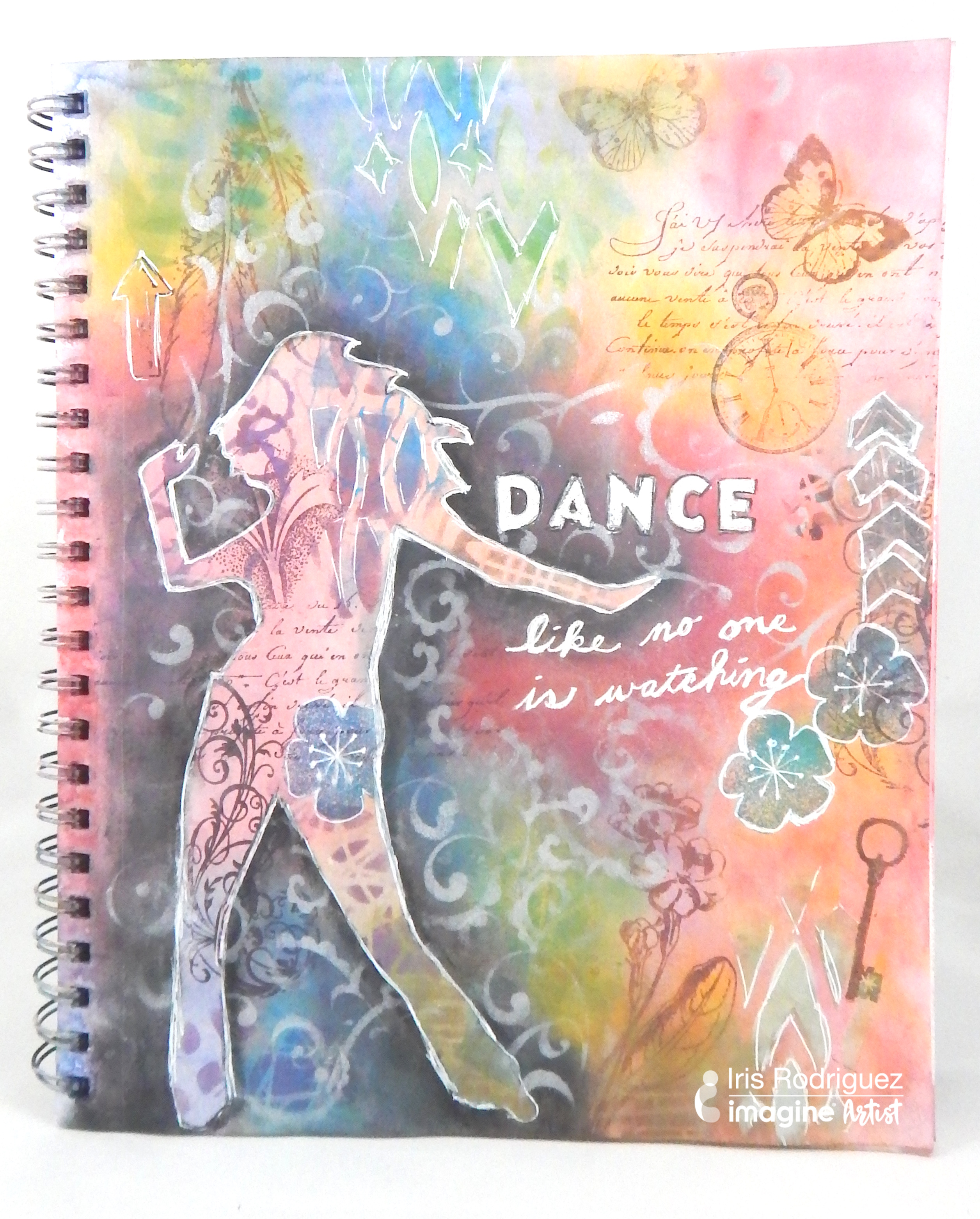 Art journal imagine blog i was thinking about the new year and resolutions for 2018 as most of us have figured out by now they are hard to maintain so i decided this year i will nvjuhfo Image collections