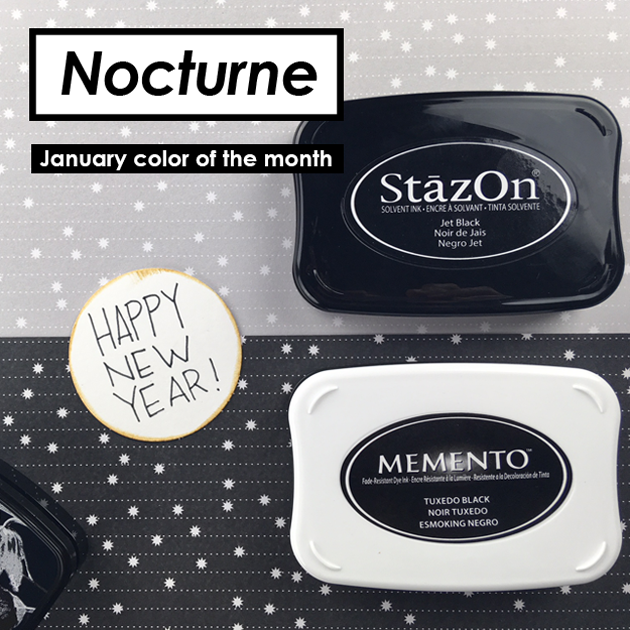 Nocturne is Imagine's color of the month for January 2018.