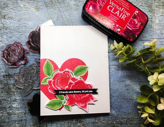 Create a Beautiful Valentine's Day Card