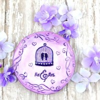 Create a Lovely Wedding Gift Out of Polymer Clay