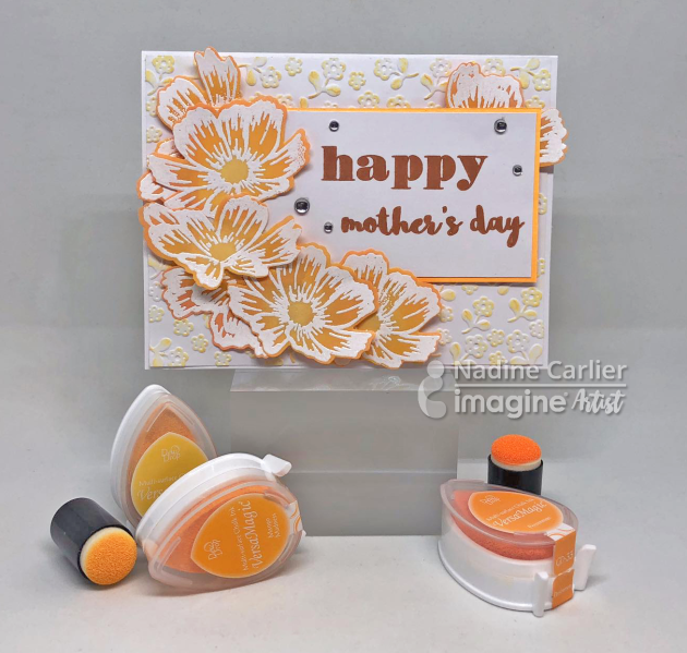 Mother's Day Card by Nadine Carlier 2 ic