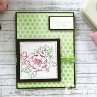 "Project Swap: Create a ""Dear Friend"" Greeting Card"