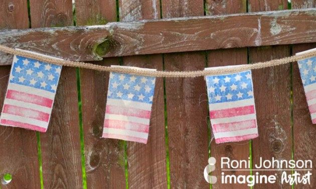 Create a Festive and Fun Fourth of July Banner