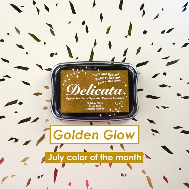 Color of Month for July is Golden Glow