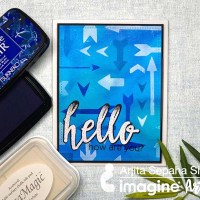 "Say ""Hello How are You"" with a Handmade Greeting Card"