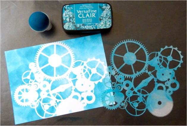 Learn the Basics of Stenciling