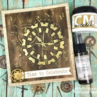 Craft A Time To Celebrate Greeting Card