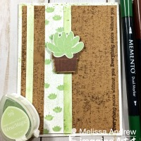 Create Your Own Textured Backgrounds for Card Making