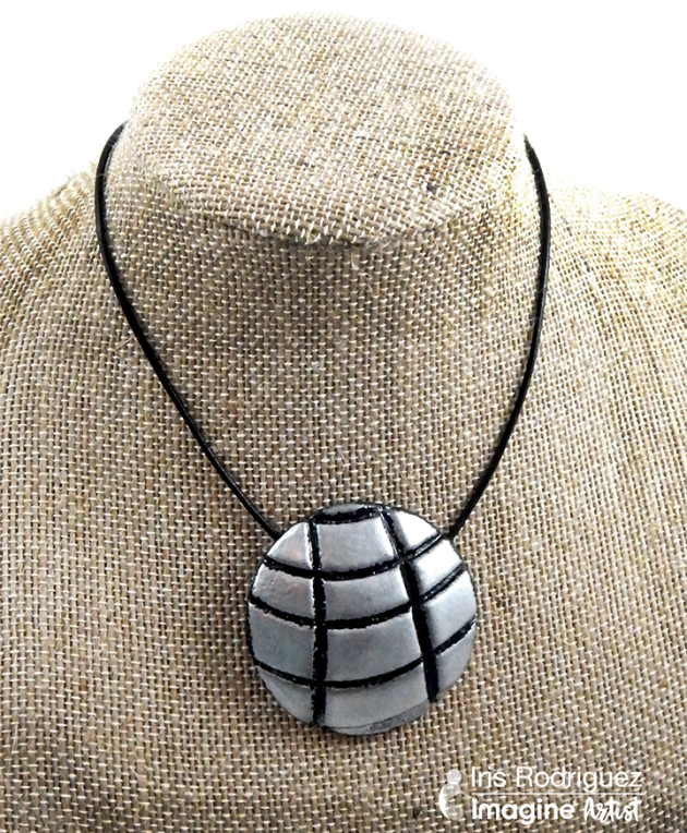 Learn to Make a Pendant from Clay