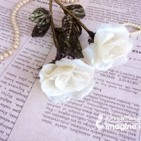 See How to Make Rose Petal Using Creative Medium
