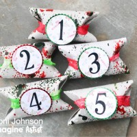 Create Quick and Easy Advent Calendar Gifts