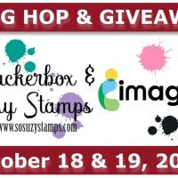 We are Excited to be Hopping with Crackerbox + Suzy Stamps Today!