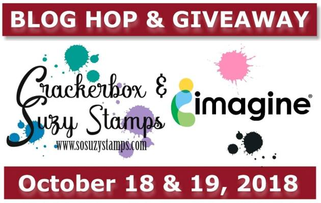 We are Excited to be Hopping with Crackerbox + Suzy Stamps Day 2
