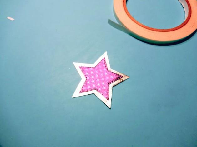 Rinea foil paper star