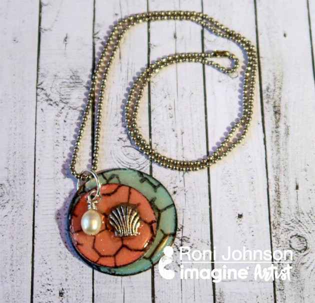 See How to Create Beautiful Coral Themed Jewelry Charms