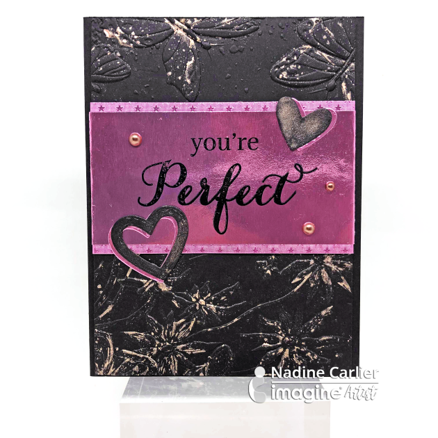 Youre perfect card by Nadine Carlier IC