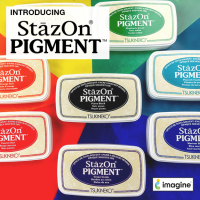 Introducing StazOn Pigment