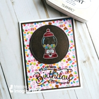 Create a Fun Birthday Card with StazOn Pigment Ink