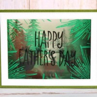 Create An Awesome Accordion Fathers Day Card