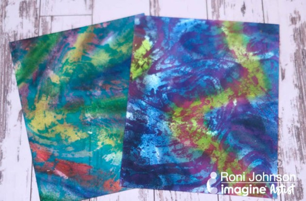 Create Your Own Holographic Vertigo Film for Cardmaking Crafts