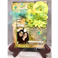 Learn to Scrapbook Mother's Day Memories