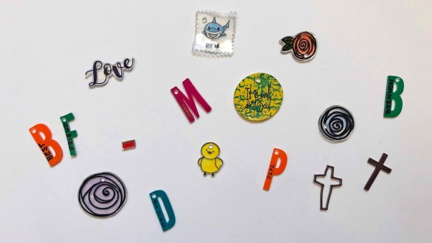 Learn How to Make Shrinky Dinks with StazOn Pigment Ink