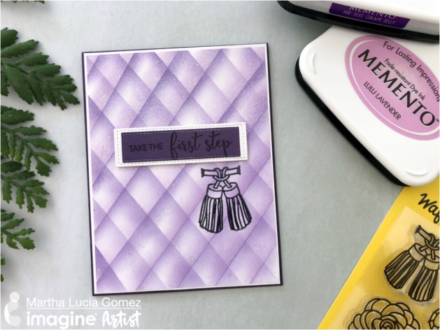 Learn How to Create an Amethyst Diamond Background Pattern. Martha Lucia Gomez shows you a step-by-step process.